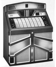 1988, Rowe-AMI's Model R-92 [Jukebox Collector]