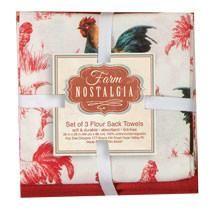 Flour Sack Towels - Farm Nostalgia - Lange General Store - 1