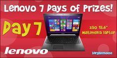 Lenovo 7 Days of Prizes   Final Day! Win a Z50 Laptop Photo