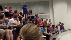 Dude Drains UNBELIEVABLE Shot To Give Entire Class At Ohio State An 'A' - http://viralfeels.com/dude-drains-unbelievable-shot-to-give-entire-class-at-ohio-state-an-a/