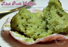 HomeKreation - Kitchen Corner: Kiwi Fruit Muffins