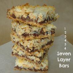 Seven Layer Bar