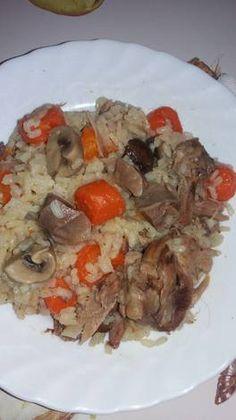 Ludaskása Meat Recipes, Pork, Kale Stir Fry, Pork Chops