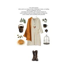 """Country"" by given-to-fly ❤ liked on Polyvore featuring Aubin & Wills, Jaune de Chrome and country"