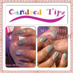 ¥Candied Tipz¥ Email: CandiedTipz716@gmail.com to make an appointment!!!