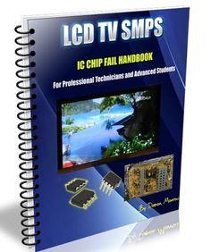 electronics repair made easy: LCD/LED Television repair ebooks