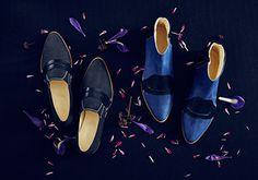 Terhi Pölkki, muotoilu, jalkinesuunnittelu Men Dress, Dress Shoes, Oxford Shoes, Lace Up, Collection, Architecture, Style, Design, Art