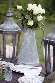Early Spring Outdoor Entertaining