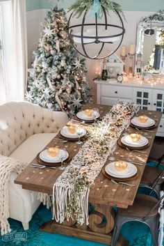 New Years Eve Party Decoration Ideas Diy Christmas Dining Room