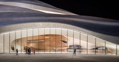 Gallery of Harbin Opera House / MAD Architects - 15
