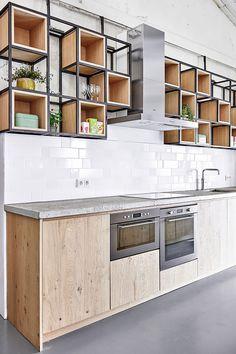 Fairphone Head Office in Amsterdam / Melinda Delst Interior Design