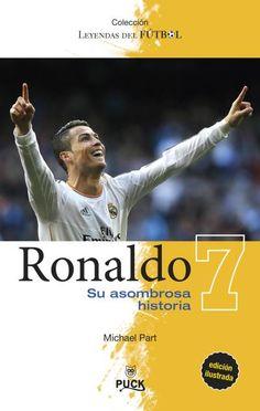 RONALDO SU ASOMBROSA HISTORIA.  Este libro cuenta la fascinante historia de un muchacho que creció en las calles de Madeira y terminó convirtiéndose en uno de los más importantes jugadores de fútbol de toda la historia. Un conmovedor y apasionante relato de su trayecto a la gloria y de lo que lo convirtió en el hombre que es hoy.  http://www.communityfutbol.com/cf-libros/ronaldo-su-asombrosa-historia/