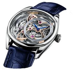 The Papillon d'Or - a living organism - Andreas Strehler - Independent Swiss Watchmaker