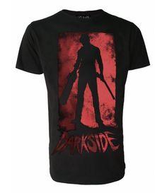 T-shirt Homme Darkside en vente sur www.freakypink.com Boutique en ligne de mode alternative pour hommes et femmes. T-shirt en vente ici http://www.freakypink.com/t-shirts/946-t-shirt-darkside.html
