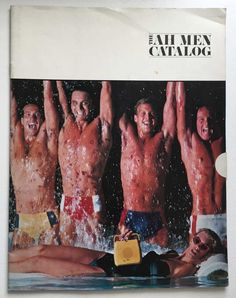 This vintage mens catalogue from the Ah Men shop in Santa Monica Boulevard in California in the 's. These legendary catalogs featured groundbreaking erotic male undergarments and swimwear.