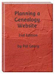 DESIGNING A GENEALOGY WEBSITE