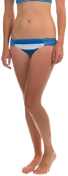 Tommy Bahama Rugby Stripe Bikini Bottoms (For Women) | SIERRA TRADING POST saved by #ShoppingIS