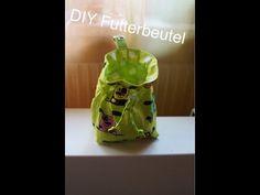 DIY Futterbeutel - YouTube