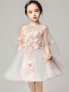 Dresses For Kids – Lady Dress Designs Baby Girl Party Dresses, Cute Girl Dresses, Birthday Dresses, Little Girl Dresses, Baby Dress, Flower Girl Dresses, Dresses Dresses, Kids Clothes Uk, Kids Clothing Rack