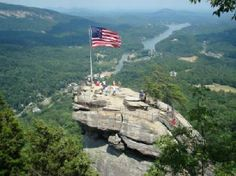 Chimney Rock, North Carolina   As a child of about 7 or 8 and many times since