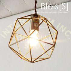 Bleis[S][ブレイスS]■ペンダントライト 天井照明【インターフォルム】