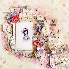 Layout by Tusia Lech for 7 Dots Studio DT