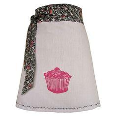 Organic Cupcake Apron