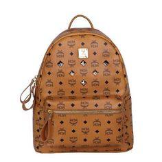 11 Best MCM Backpacks Bags Accessories images Mcm ryggsekk  Mcm backpack