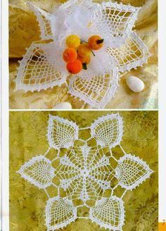 Amarna CRAFTS AND IMAGES: CROCHET MAGAZINE - WITH GRAPHICS - click on the images to enlarge them