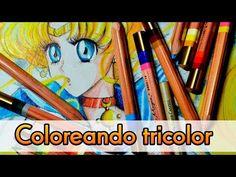 Revue crayons de couleur Magic Koh-i-noor - YouTube