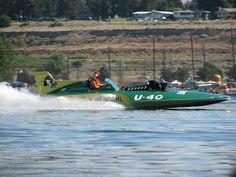 1962 U-40 U40 Miss Bardahl rebuilt, classic unlimited class hydroplane hydroplanes hydro hydros racing boat boats