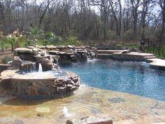 elegant pools | Custom Pool Designs