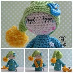 (4) Name: 'Crocheting : Elf with the dew drops on the lashes