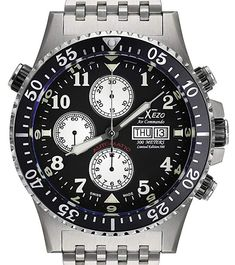 Save on Xezo Air Commando Divers, Pilots Swiss Automatic Valjoux 7750 Chronograph Watch, Anti-Reflective Sapphire. Diameter and moreExpires Jul 2017 Breitling, Omega Speedmaster Moonwatch, Wood Gift Box, Time Zones, Workout Accessories, Casual Watches, Luxury Watches For Men, Watch Sale, Automatic Watch