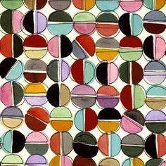 Luli Sanchez - textile designer- would make a good quilt design?!