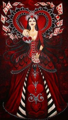BAD ASS B****s on Pinterest | Queen Of Hearts, Disney Villains and ...