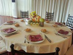 La mesa de los niños de la boda de Dacid y Raquel