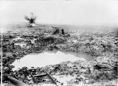 They died in hell. They called it passchendaele
