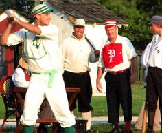 A #baseball blast from the past in #Fayetteville is just one of our many fun family events this weekend!  See the whole list: http://nccultureblogger.wordpress.com/2014/03/06/culture-around-every-corner-march-6-9/