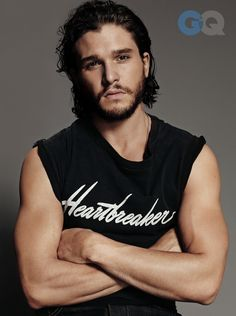 Kit Harington - can this guy be any hotter?? Seriously addicted