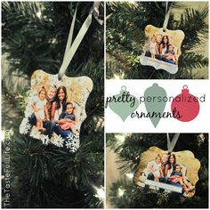 personalized and affordable Christmas gifts!