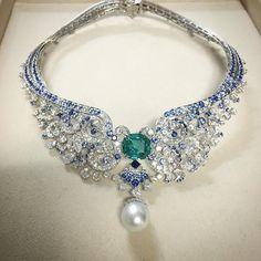 Instagram media pennnnie - lighting up the gloomy day #necklace #diamond…