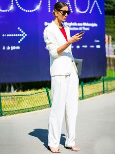 Sandals You Can Actually Wear to Work This Season via @WhoWhatWearUK
