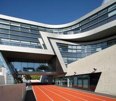 Evelyn Grace Academy | Zaha Hadid Architects | London