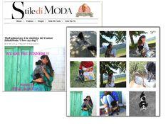 #stile #interviste #interviews #stiledimoda #fashionblog #fashionblogger #girl #animals #pet