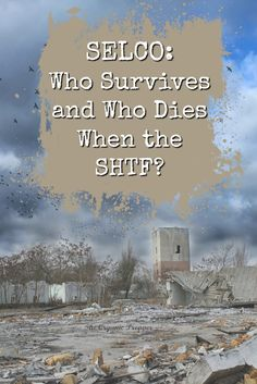 Did you ever wonder why some people survive and some people die in an SHTF crisis? Selco's back with personal stories and tips to help you strengthen yourself for hard times. via @theorganicprepper