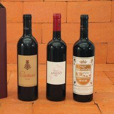 CARTUXA, ANETO, BACALHOA                                            Excelentes vinhos