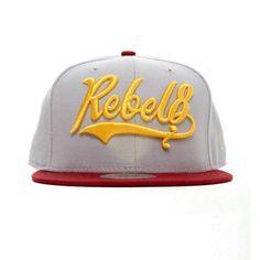 Rebel8 Lefty 59Fifty Hat - West Coast Republic