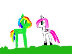 Hi party bolt!(do not repin except rainbow beat and party bolt)