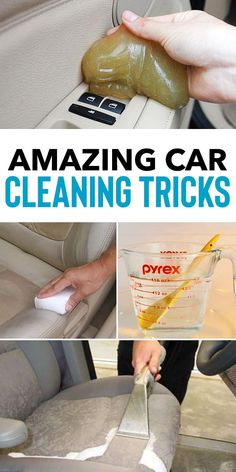 Amazing Car Cleaning Tricks